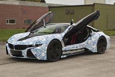 Voiture electrique : BMW et oui !!!La firme japonaise Toyota et l'Allemande BMW ont signé un accord portant sur futures générations de technologies de batteries lithium-ion.    Toyota BMW
