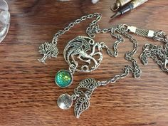 Game of Thrones Targaryen Hanging Car or Home Charm with Circular Dragon Egg with scales, Tree of Life, Leaves , 'Believe' Silver Charm Silver Charms, Silver Earrings, Silver Bracelets, Wreath Rings, Dragon Egg, Thing 1, Sculpture Clay, Organza Gift Bags, Tree Of Life
