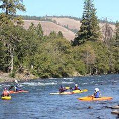 2 Day Kayaking Course (Portland)