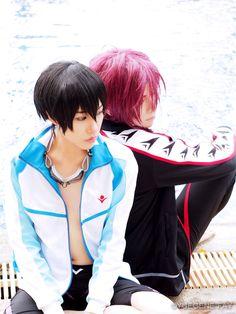 YUEGENE(YUEGENE) Rin Matsuoka Cosplay Photo - WorldCosplay