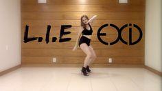 L.I.E - EXID (이엑스아이디) Dance Cover by Maki