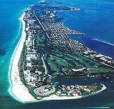 LONG BOAT KEY FLORIDA  NEAR SARASOTO