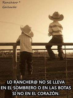 A-men!!! Well said......Baqueros