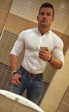 BODYBUILDERS FOR GAYS (muscletits:   The only shirt his Owner will allow...)