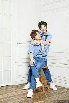 Yuta and Jaemin