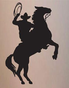 cowboys and horses mural in kids room - Google Search