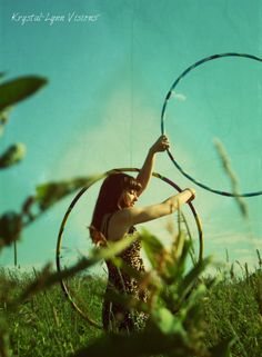 Date night with my hoop tonight. Gonna get my 3 beat weave on!