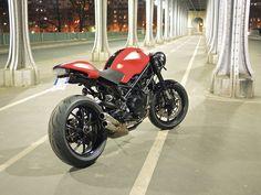 Ducati Monster S2r Custom