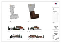Gloucester Ski & Snow Centre Planned Floorplans