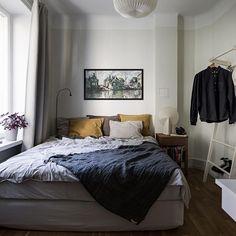 Goedemorgen, lekker geslapen, wij wel! Fijne #zondag!👌 Furn credits zijn voor @historiskahem #inspiratie #interieur
