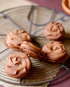 Viennese sandwich cookie recipe