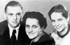 Graf & his sisters