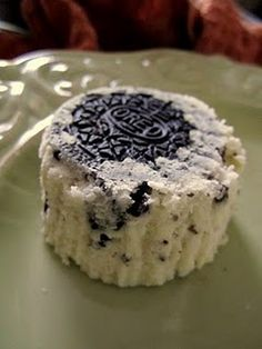Oreo Cheese Cake Cup Cakes