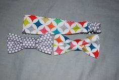 Girls Reversible Headbands Happy designs by finneousandbean, $15.00