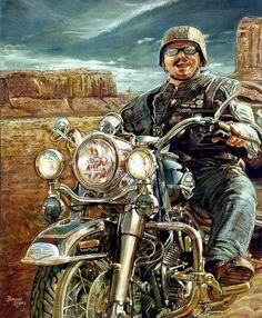 Moto Art by Danyael Lopes