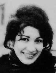 Iranian poet , Forough Farokhzad . فروغ فرخزاد