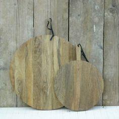 Pizza wooden board