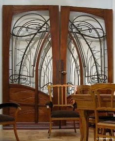 Hector Guimard | Art Nouveau | By: Aileen