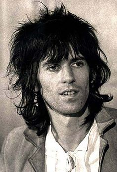 Keith Richards from The Rolling Stones