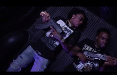 Migos f/ Blac Youngsta Slide On Em Video
