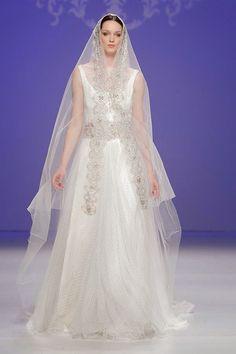 M&M colección 2015. Barcelona Bridal Week 2014