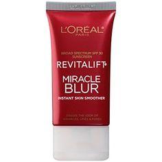 Blur, Sephora, Top Makeup Artists, Eye Treatment, Facial Cream, Pores, Prevent Wrinkles, L'oréal Paris, Products