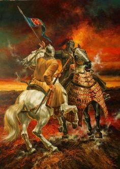 Bulgar vs Cataphract