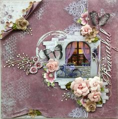 Such a Pretty Mess: NEW Scrapbook Diaries DOUBLE Kit! G&G Special Edition Kit!
