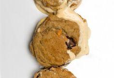 Pumpkin Ice Cream Cookie Sandwiches