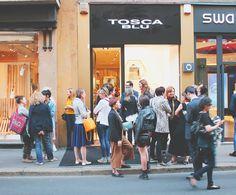 Teresa Ribeiro for Tosca Blu  - W bag