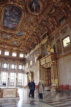 Golden Chamber, Rathaus Augsburg