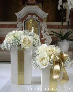 Polkadot parties - 50th wedding anniversary   Entertaining ideas ...