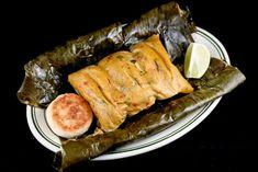 Tamales colombianos. Escoja el que más le guste!