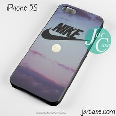 Nike & the Moon Phone case for iPhone 4/4s/5/5c/5s/6/6 plus