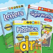 I am AMAZED with this company. Preschool Prep has taught my toddler sight words, letter sounds and more. I would definitely recommend this product (especially the sight words series). 55% off today on #zulily.