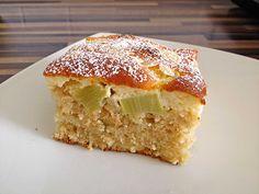 Rhabarberkuchen mit Schmandhaube, ein sehr schönes Rezept mit Bild aus der Kategorie Kuchen. 110 Bewertungen: Ø 4,5. Tags: Backen, Frühling, Kuchen