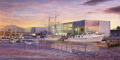 PFC Maritime complex in the sportive port of Benicarl, Benicarló, 2014 - Victor Escura
