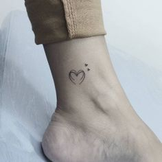 Cute Tiny heart tattoo Tattoos And Body Art heart tattoo designs