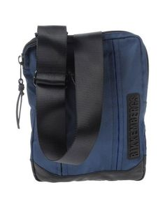 BIKKEMBERGS Across-Body Bag. #bikkembergs #bags #shoulder bags #hand bags #polyester #cotton #