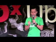 Stand-Up Comedy: Ernest Prakasa at TEDxUbud - YouTube