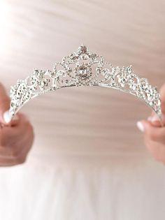 Baby & Toddler Clothing Moda De Cristal Do Casamento Conjuntos De Joias De Noiva Tiara Coroa Brinco Clear-Cut Texture Christening