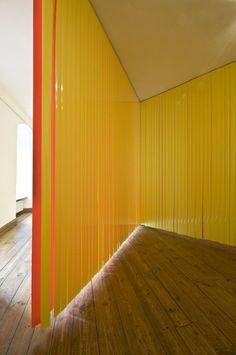 Martin Pfeifle Kunst: gelborange