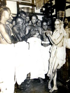 Periyava in a candid mood