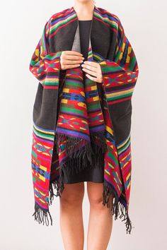 Hey, I found this really awesome Etsy listing at https://www.etsy.com/listing/212842338/tribal-poncho-capes-aztec-poncho-ethnic