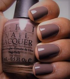 OPI - They Don't Know #nails #manicureideas
