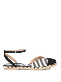 Sebille striped silk espadrilles | Tabitha Simmons | MATCHESFASHION.COM US