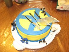 Wolverine Cake | Flickr - Photo Sharing!
