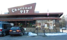 The Charcoal Pit, Rt 202, Delaware - best...hamburgers...ever!!!