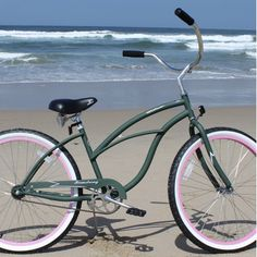Sixthreezero Bikes Women's Urban Lady Beach Cruiser Bike | Wayfair
