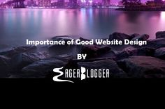 Is #good #design of #website is necessary to rank well